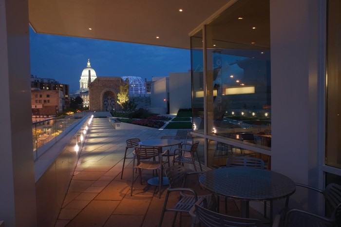 7 Places With Rooftop Dining In Wisconsin