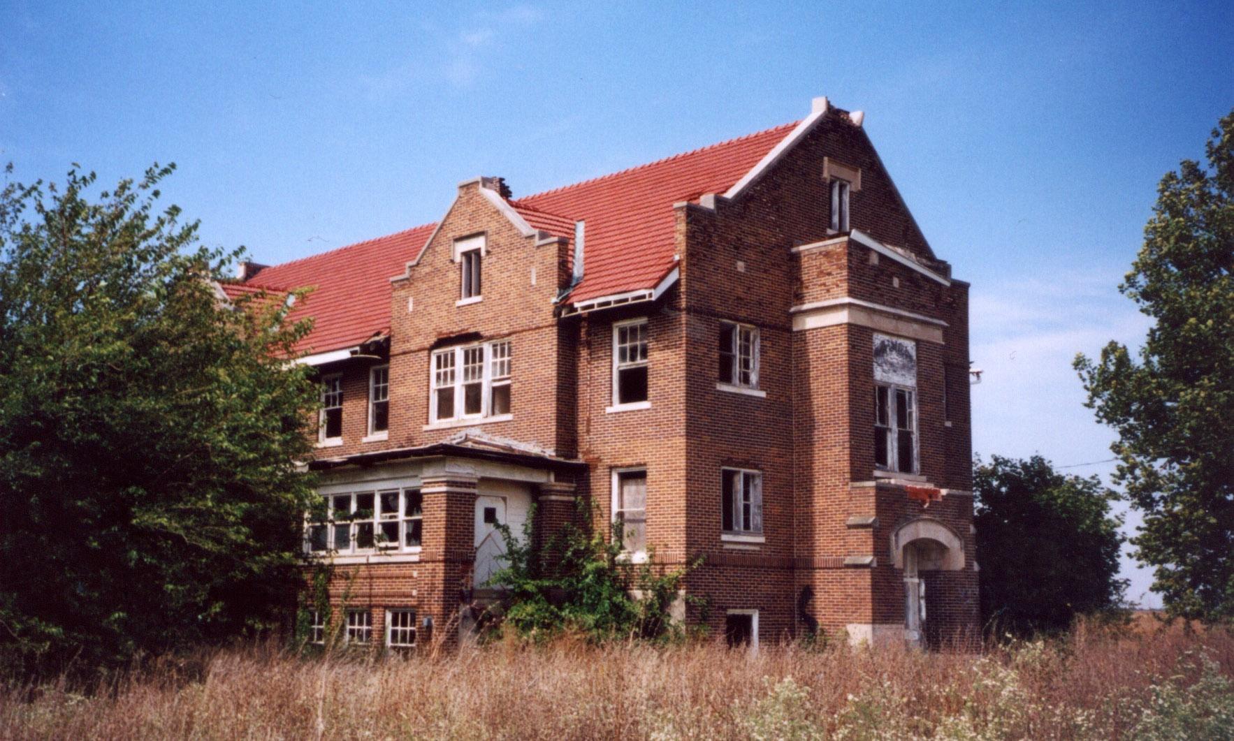 Ashmore Estates Is A Haunted Former Illinois Asylum