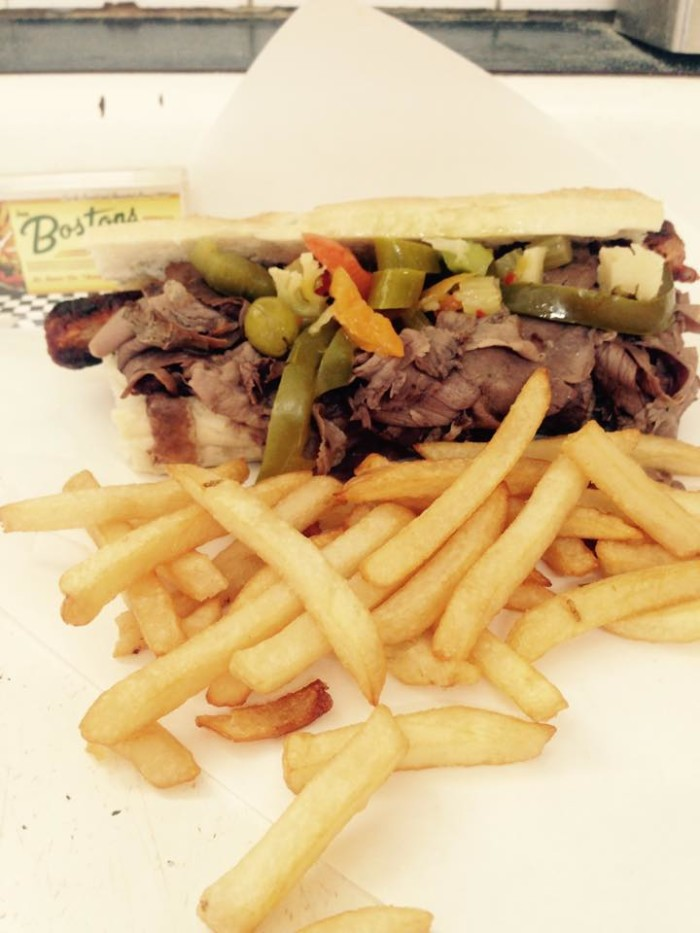 4. Joe Boston's Italian Beef