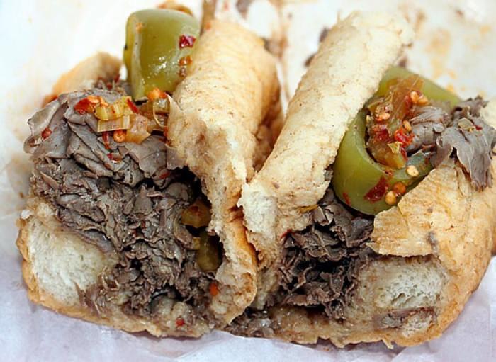 6. Al's #1 Italian Beef