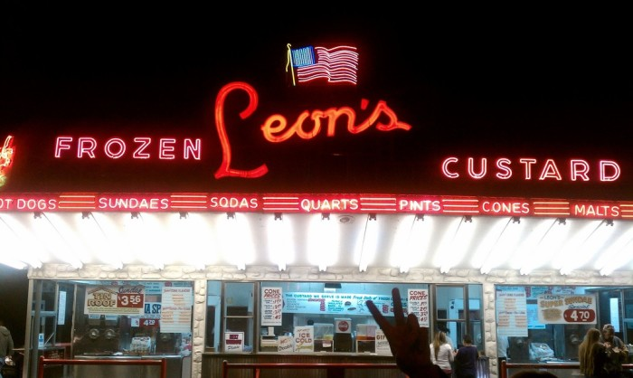 4. Decide for yourself who makes the best frozen custard in Wisconsin.