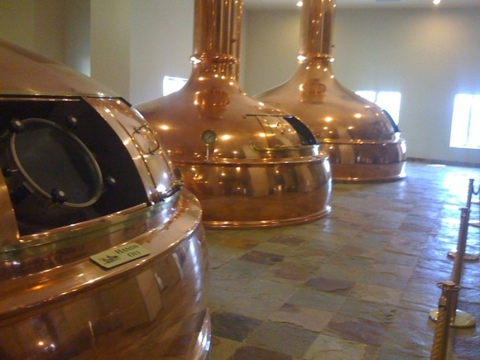 10. Tour a brewery.