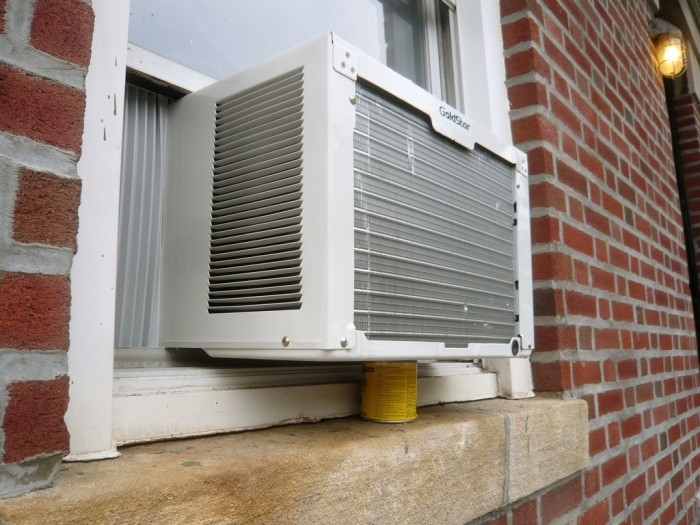 7. Putting the AC and heat on during the same day because the weather does not want to make its mind up.