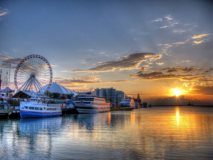 1. Navy Pier