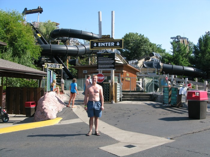 7. Wisconsin Dells is the water park capital of the world.