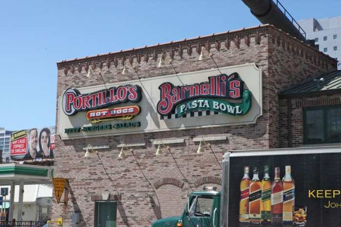2. Eat at Portillo's. More than once.