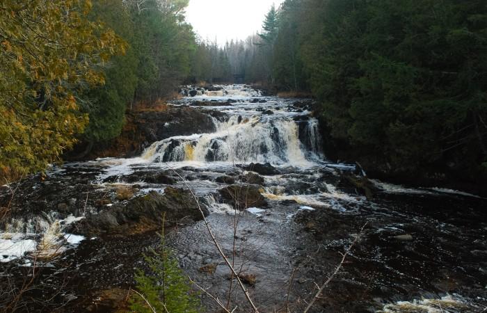6. Chase waterfalls.