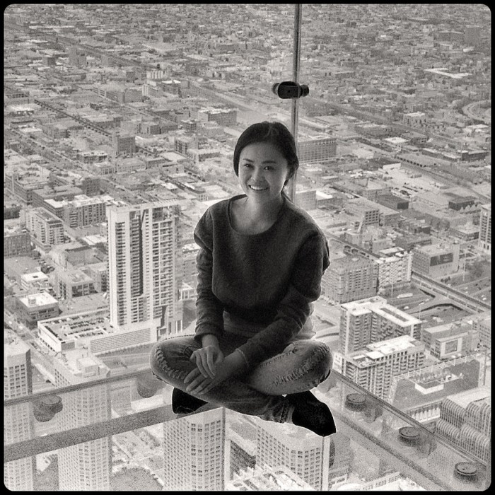 3. Be a total tourist and go to the Willis Tower.