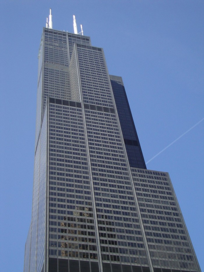 "2. You still grimace when people refer to it as the ""Willis Tower."""