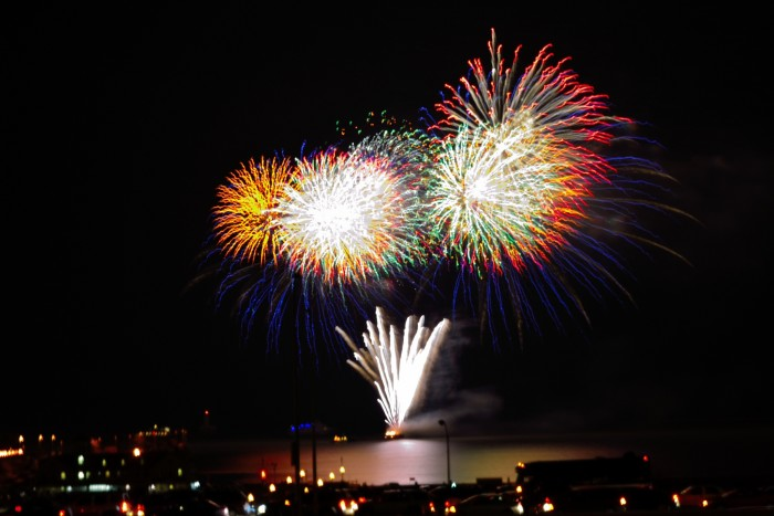 12. A fireworks show over Navy Pier would be the perfect end of a perfect Illinois day.