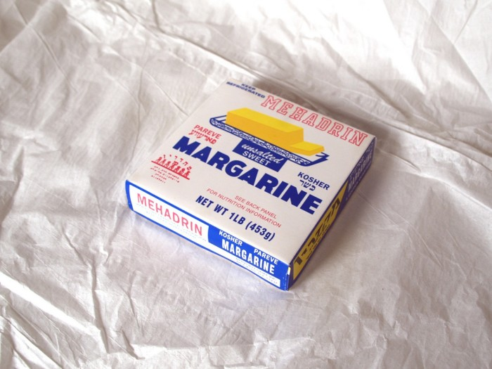 5. They ask for margarine at a restaurant.