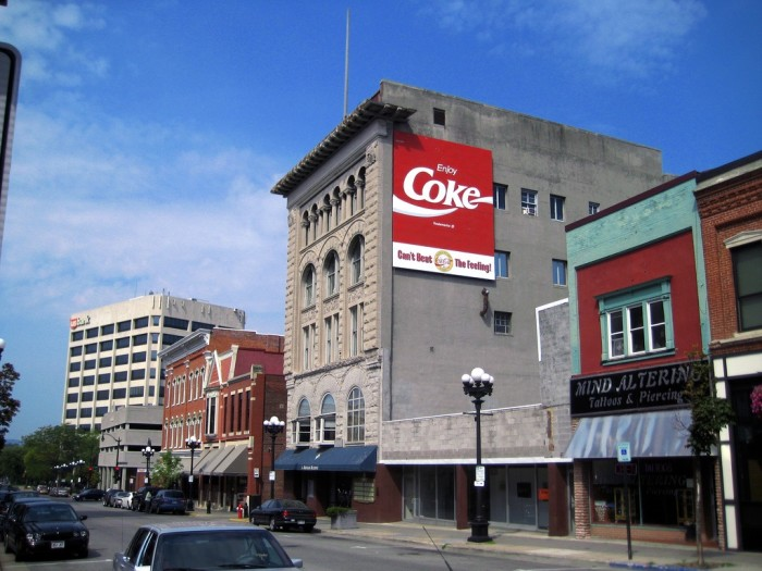 11. Downtown La Crosse has loads of unique shops for you to explore, and excellent restaurants for you to eat at.