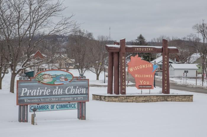 4. Prairie du Chien