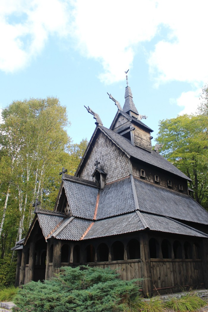 4. Most of the stavkirkre have been destroyed by fire or rot because of the wood construction, making them super vulnerable.
