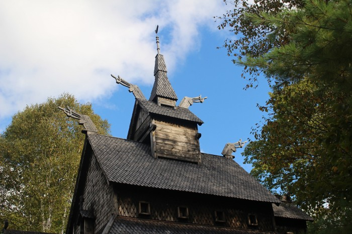 5. In fact, there used to be roughly 1300 of these churches across Europe when they were most popular.