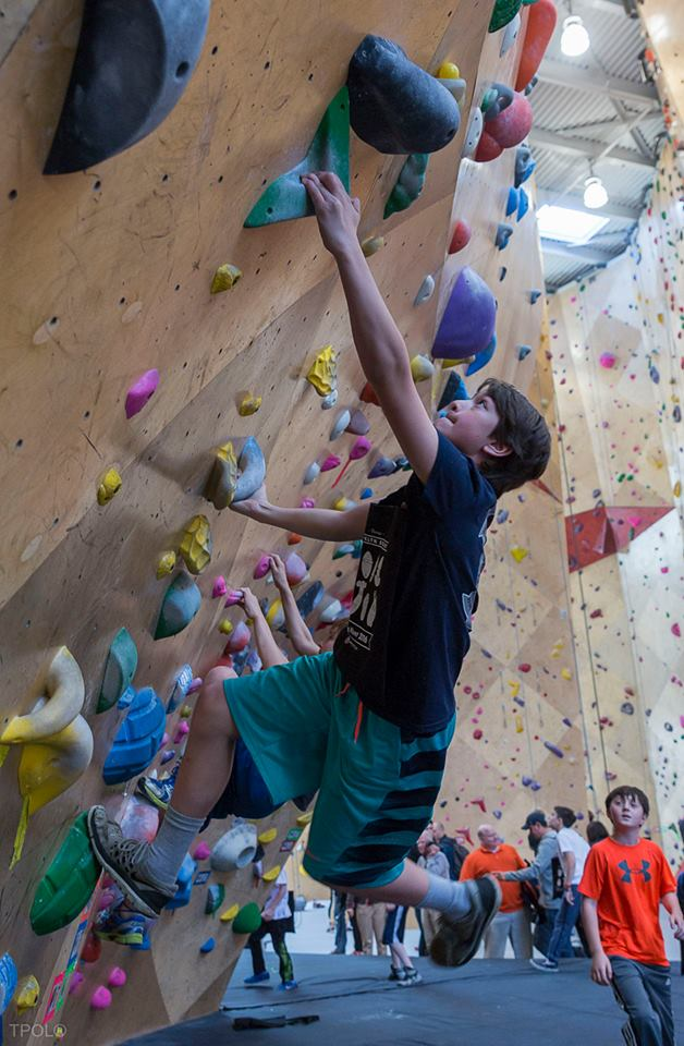 8. Rock Climbing