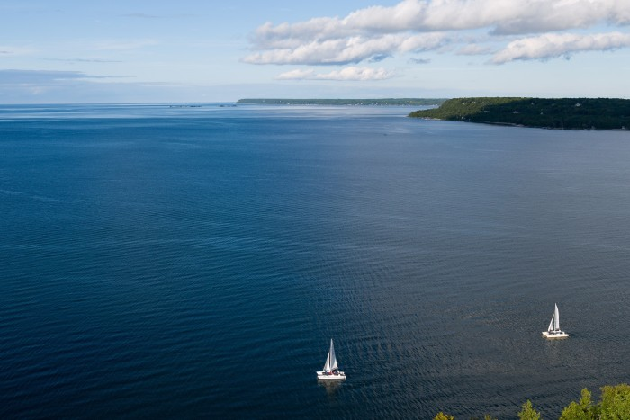 7. Take a trip to Door County.