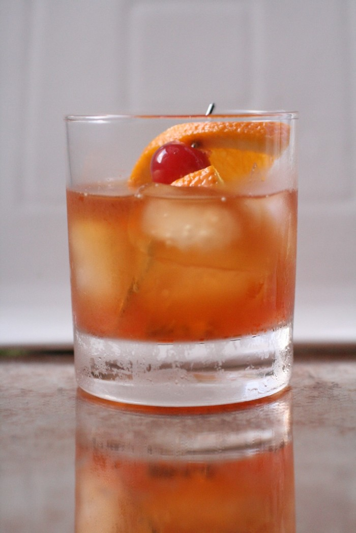 7. Brandy Old Fashioned