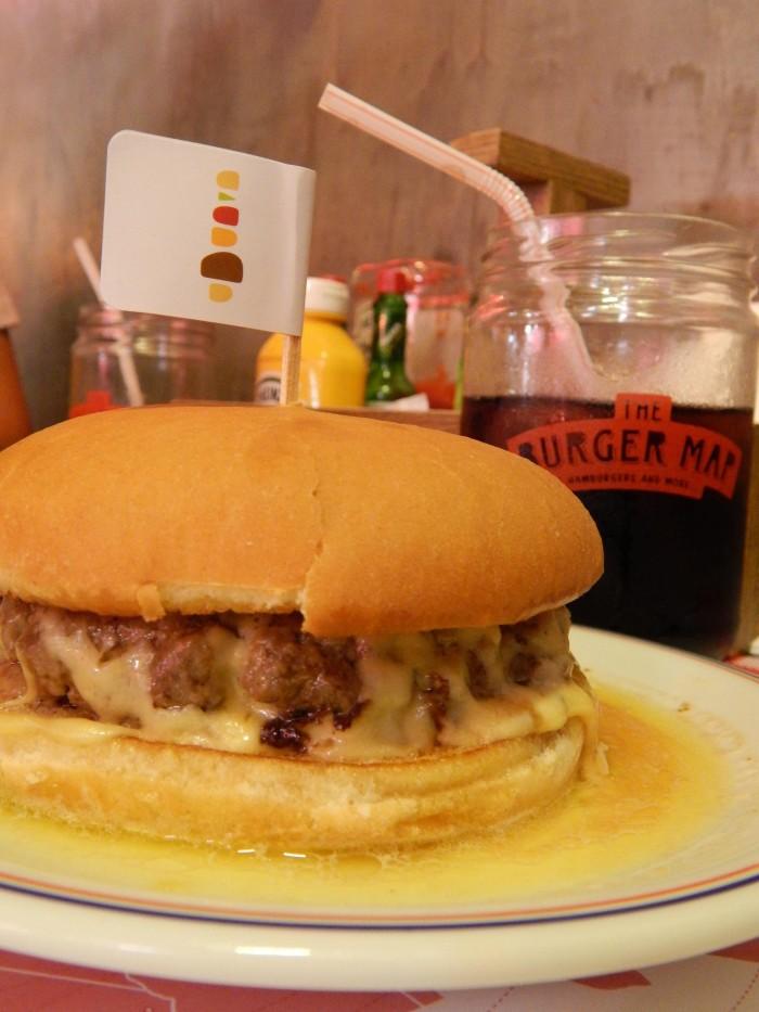 8. Butter Burgers