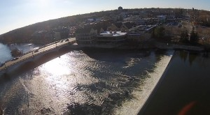 What This Drone Footage Caught In Illinois Will Drop Your Jaw