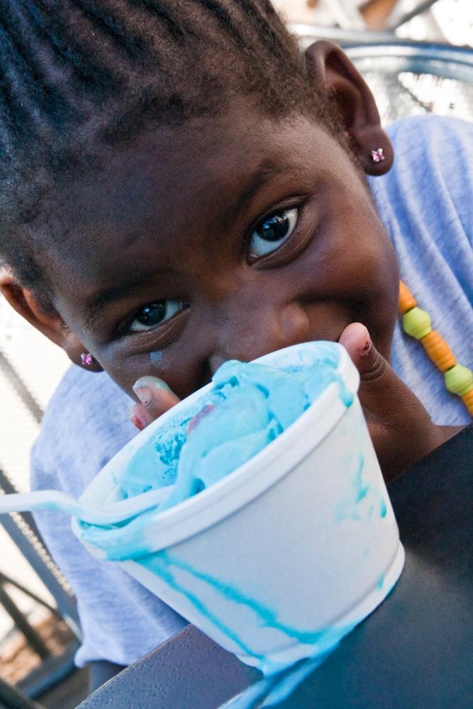 5. Blue Moon Ice Cream