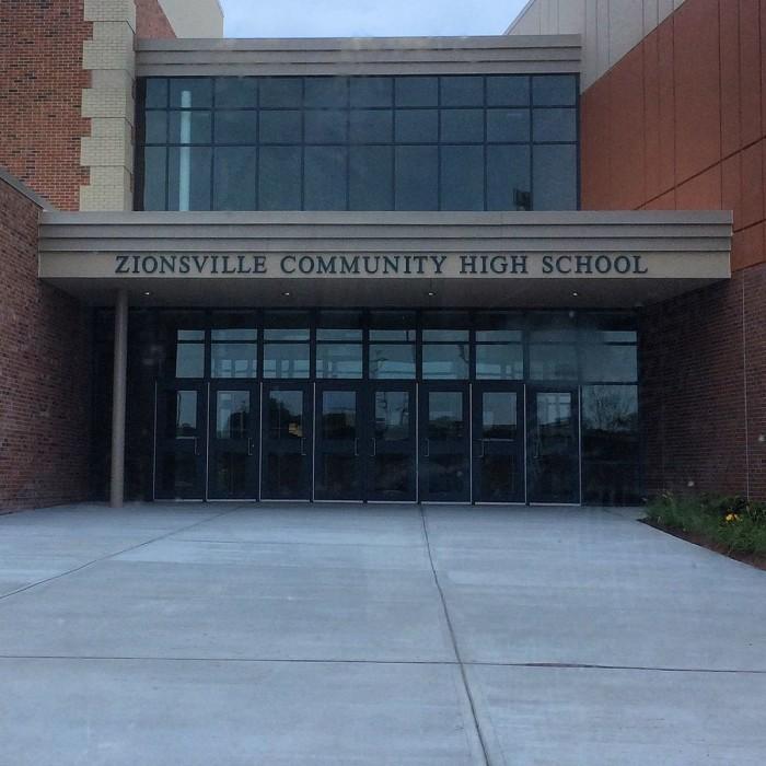 3. Zionsville Community High School – Zionsville
