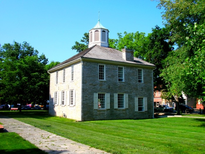 3) First State Capitol