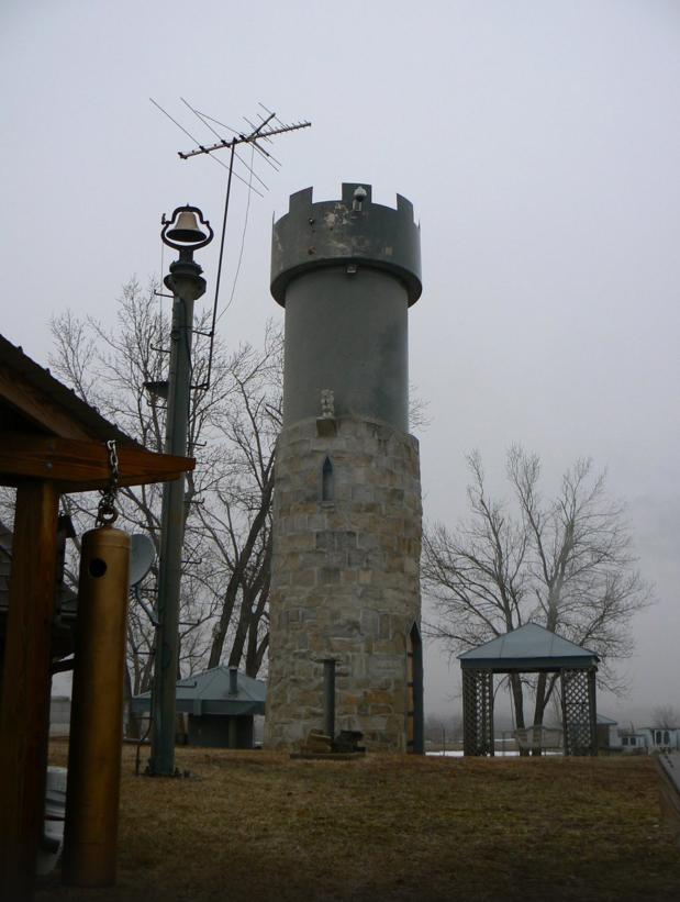 5. Subterra Castle, Kansas