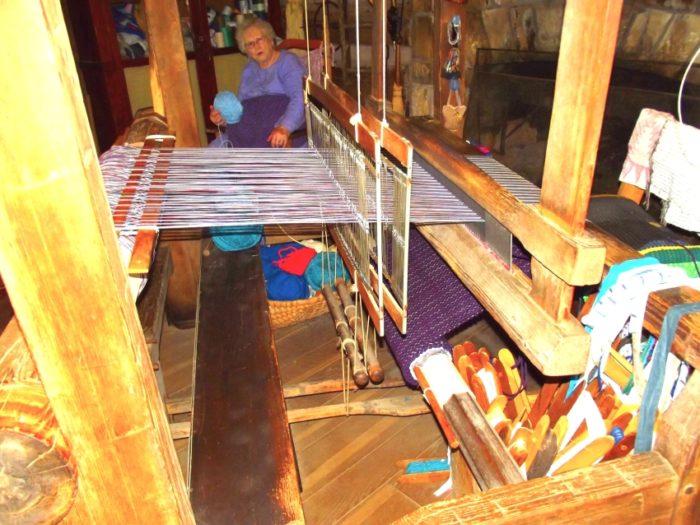 5) Timeless Craft - Weaving Loom