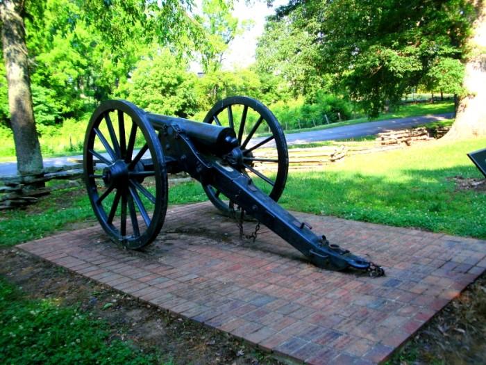 6) Corydon Battlefield Park