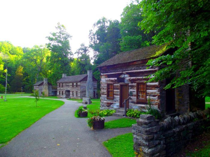 7) Pioneer Village
