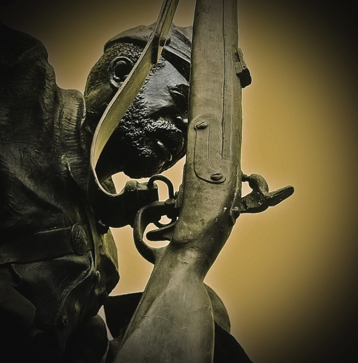 1. In order to commemorate the African-Americans who served in combat during the Civil War, the Vicksburg National Military Park erected the Mississippi African-American Monument, which cost $300,000.