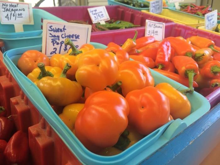 1. Mississippi Farmers Market, Jackson