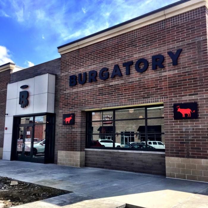 1. Burgatory