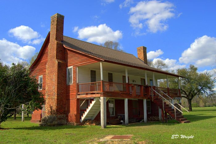 The 11 Most Unique Homes In Mississippi