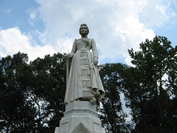 1. City Cemetery, Kosciusko