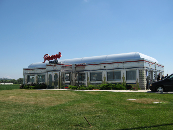 1. Sit down for a meal with a side of nostalgia at one of Iowa's vintage diners.