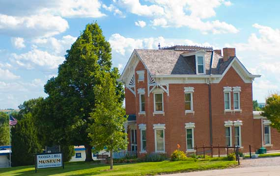 1. Mansion On The Hill, Ogallala