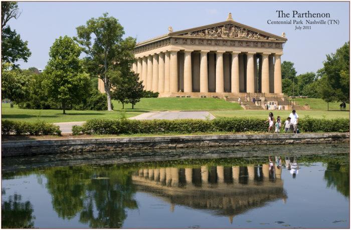 1. Centennial Park