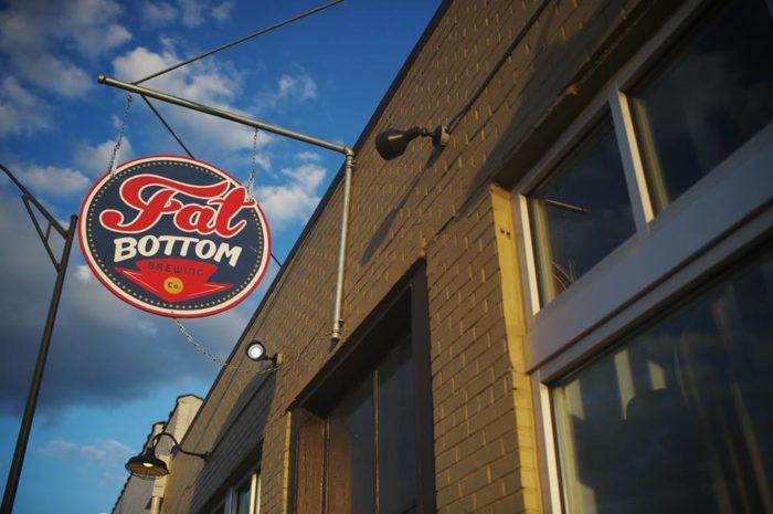 1. Fat Bottom Brewing