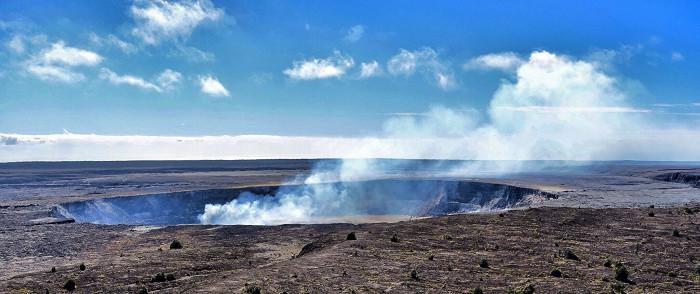 1. Hawaii Volcano National Park's Kilauea Volcano #2