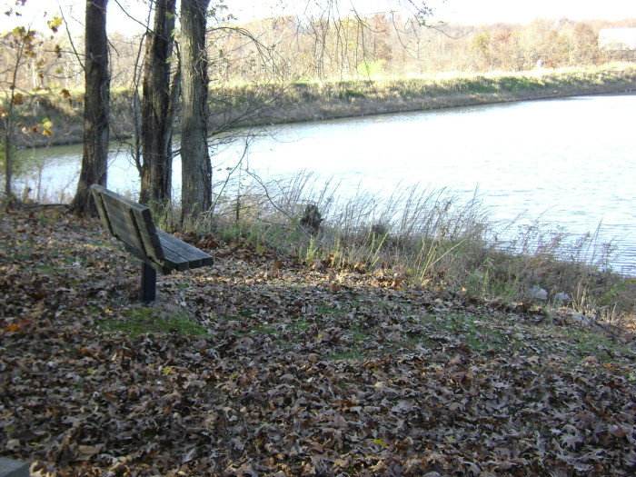 1. Lake Trail at Trail of Tears State Park