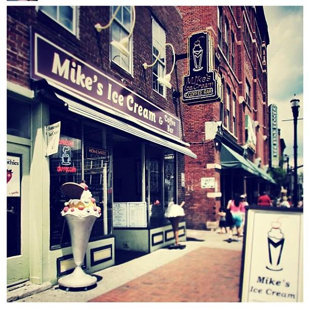1. Mike's Ice Cream