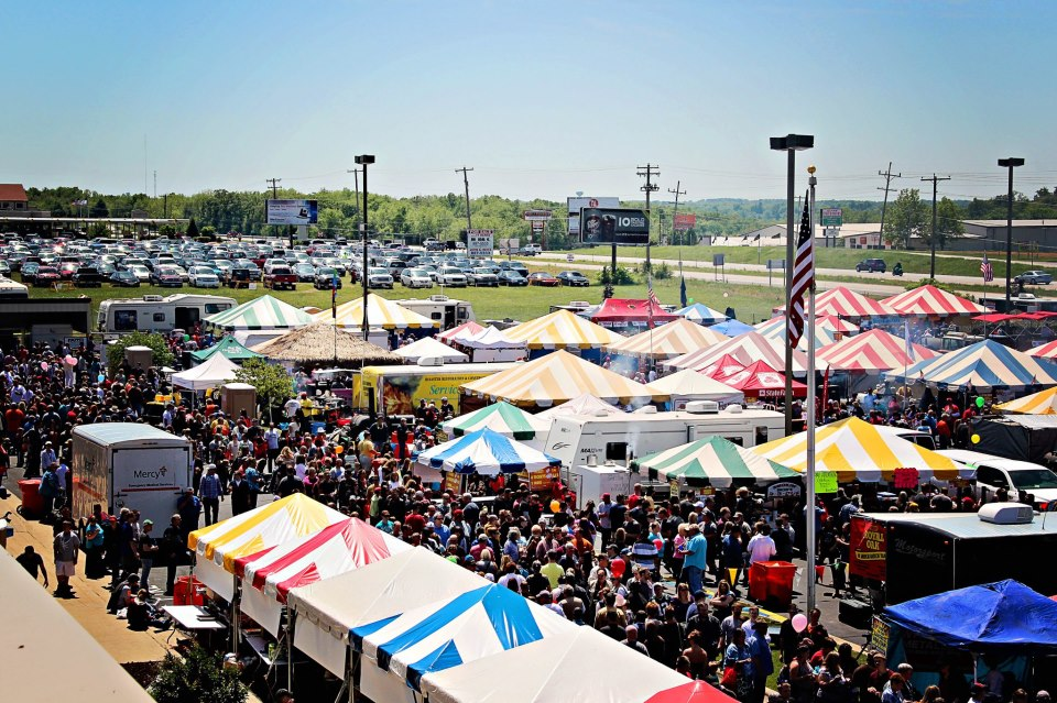 14 Festivals In Missouri For Food Lovers
