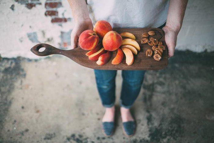 1. The Peach Truck
