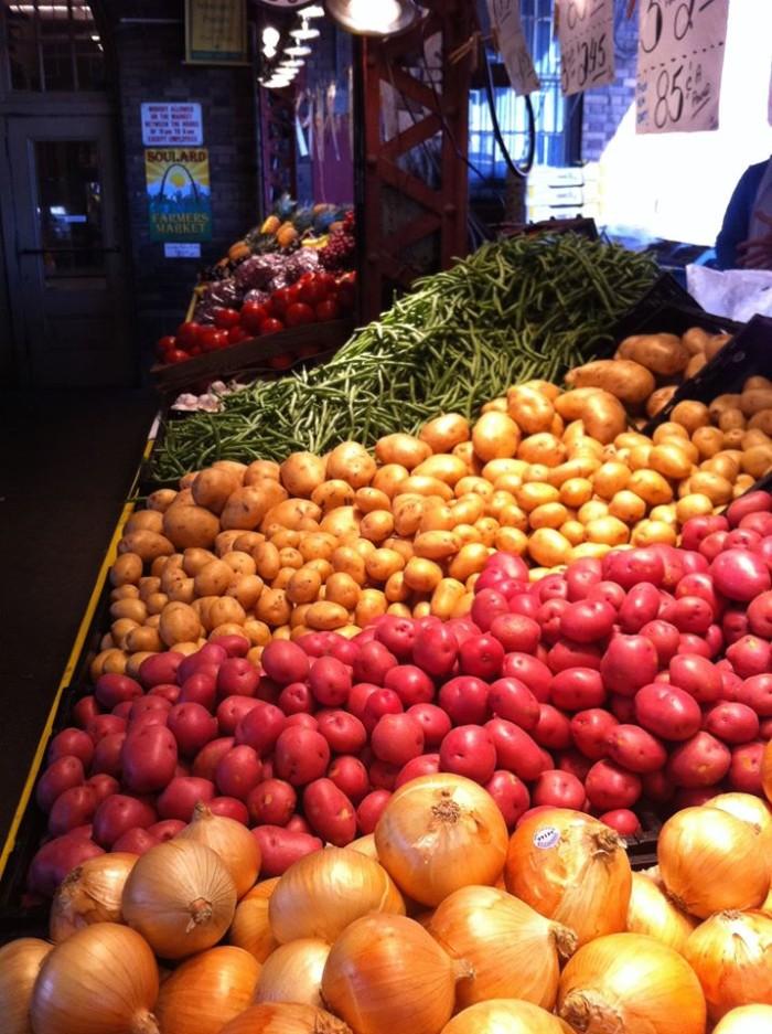 1.2. Soulard Farmer's Market
