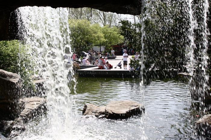 1.3. Hermann_Fountain, St. Louis Zoo