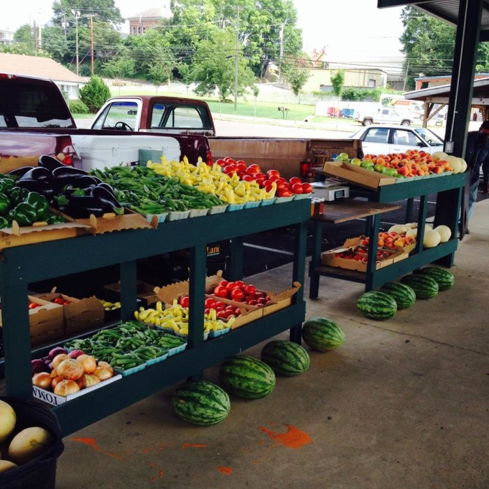 10. Prospect Produce Farm, Houston