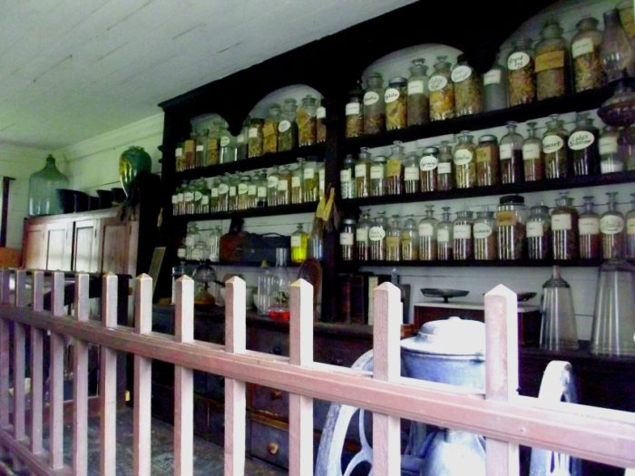 10) Frontier Apothecary
