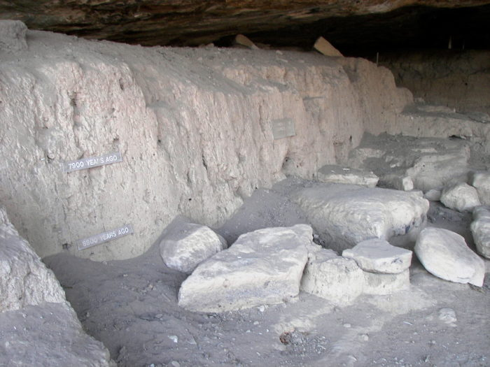 10.  Council ring, Graham Cave